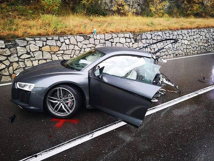 Zgodnie z polskim prawem nawet mocno zniszczony samochód może wrócić na drogi.