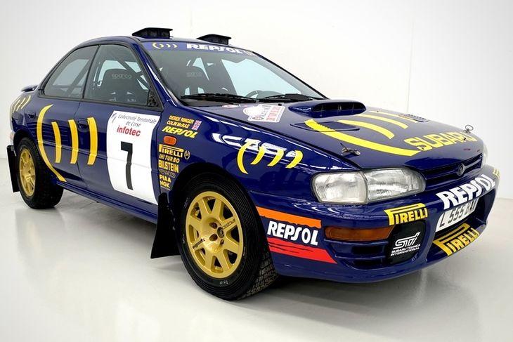 Subaru Prodrive 555 Group A