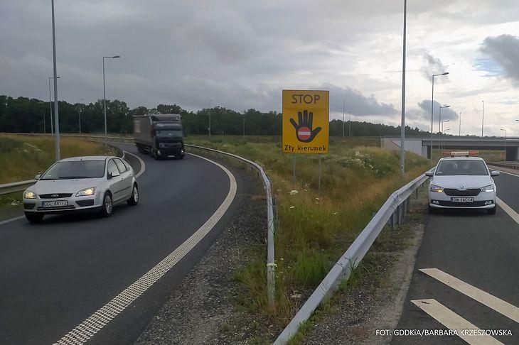 Nowe oznaczenia na polskich drogach szybkiego ruchu