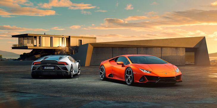 Lamborghini Huracan EVO (2019) (fot. Lamborghini)