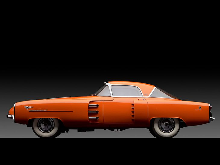 1955 Lincoln Indianapolis Exclusive Study by Carrozzeria Boano Torino