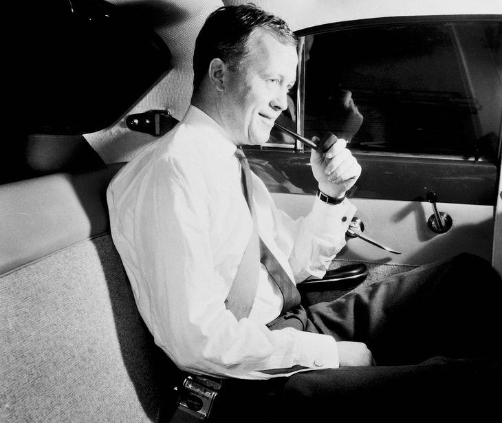 Volvo przekonało już wielu do konieczności stosowania pasów bezpieczeństwa. Teraz z ogranicznikiem prędkości będzie moim zdaniem łatwiej.