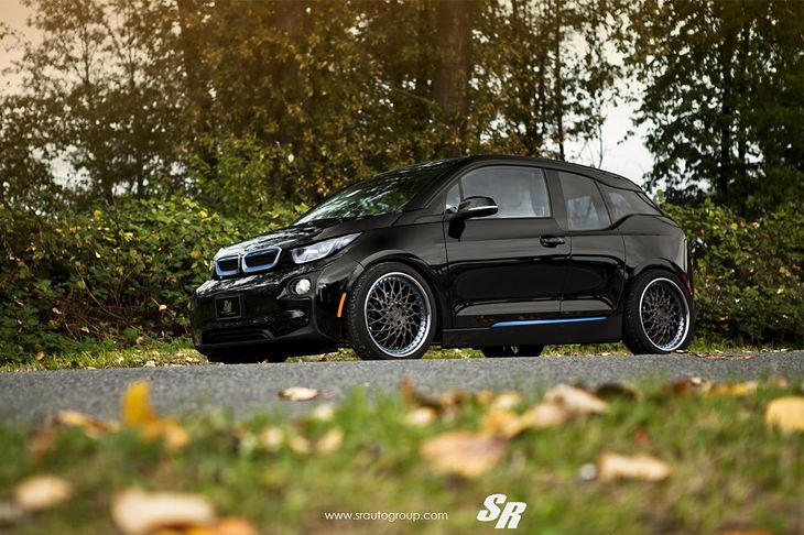 bmw i3 po tuningu w sr auto group. Black Bedroom Furniture Sets. Home Design Ideas