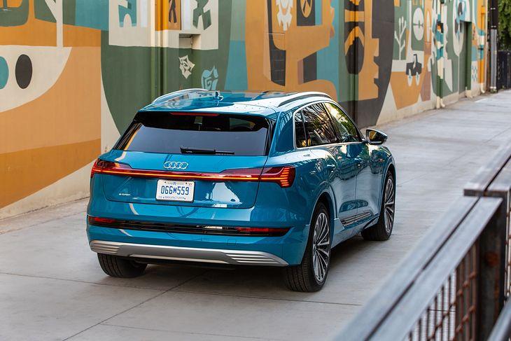 Audi e-tron (2021)