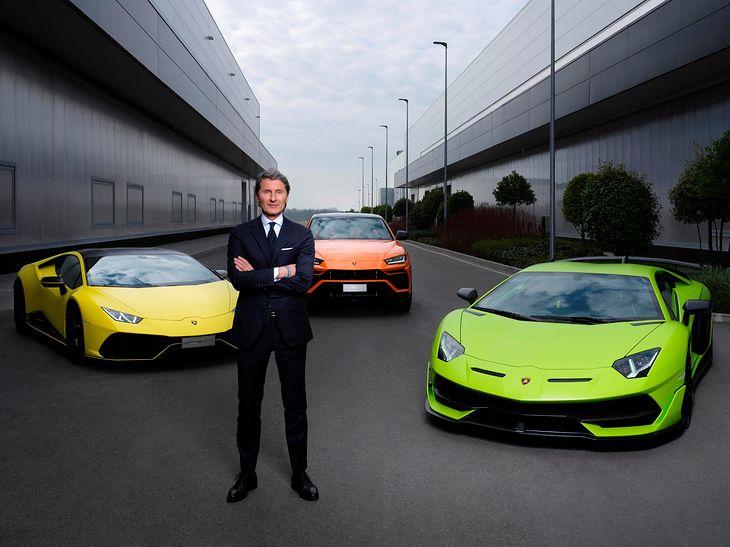 Stephan Winkelmann ogłosił strategię zrównoważonego rozwoju dla Lamborghini