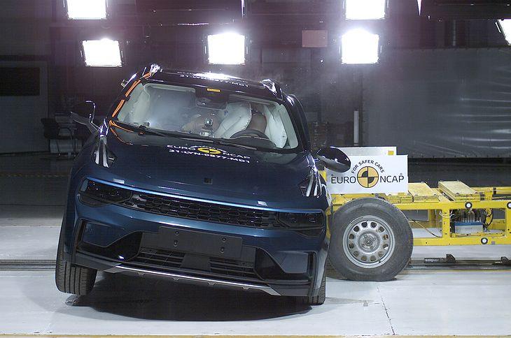 Marka Nio to debiutant w testach NCAP