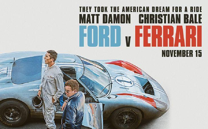 Ford V Ferrari Premiera Zwiastun Film Aktorzy Historia