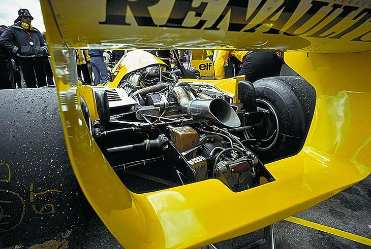 Era turbodoładowania w Formule 1