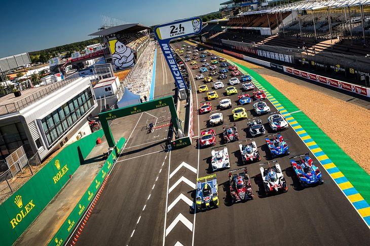 Stawka 24h Le Mans