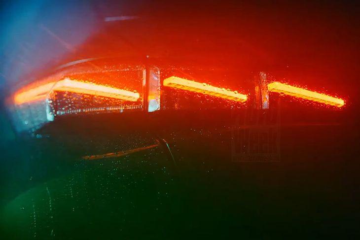 Czy tak będą wyglądać tylne światła nowego 308?