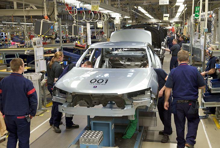 Fabryka Saaba już kilkukrotnie miała powrócić do działania (fot. Saab)