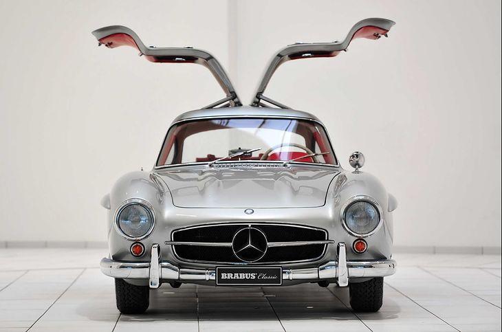 1956 Mercedes W198 300SL