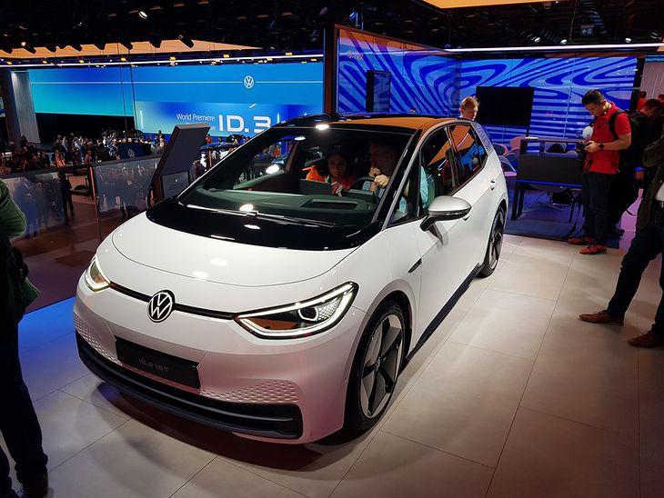 Volkswagen ID.3 zadebiutuje później, niż planowano.