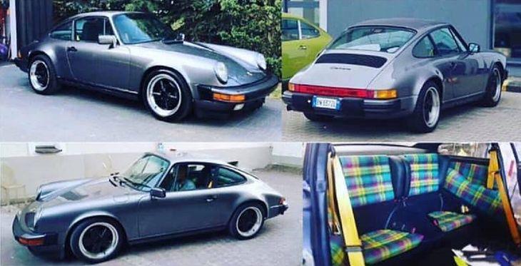 Pozostaje liczyć, że wspólnymi siłami uda się odnaleźć skradzione Porsche.