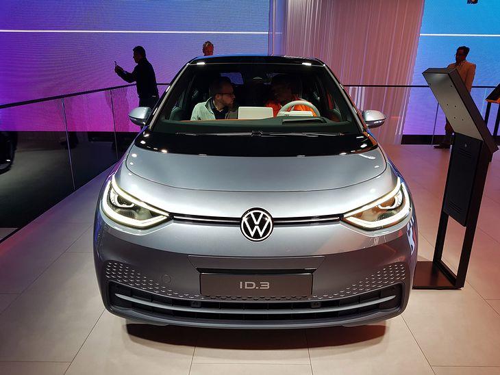 Volkswagen ID.3 w końcu bez maskowania