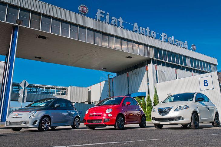 Lancia Ypsilon jest niezmiennie produkowana w zakładach FCA Poland w Tychach (fot. FCA)
