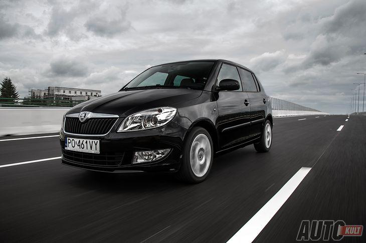 Škoda Fabia 1,2 TSI DSG