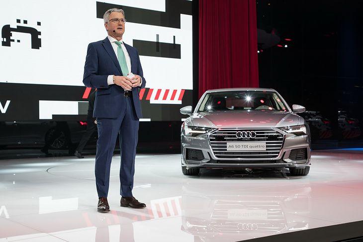 Były szef Audi Rupert Stadler