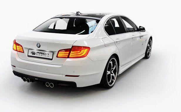 BMW serii 5 (F10) od Prior Design