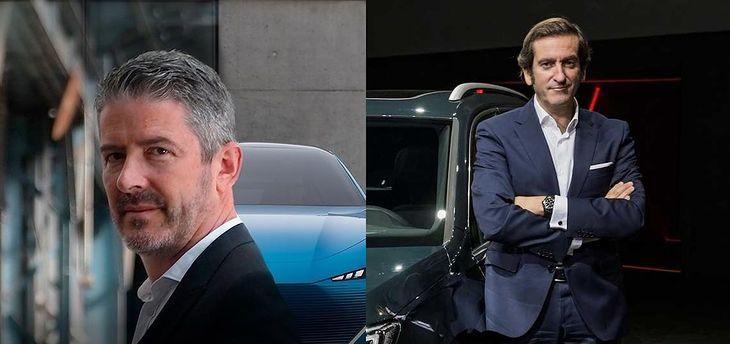 Gilles Vidal i Alejandro Mesonero-Romanos