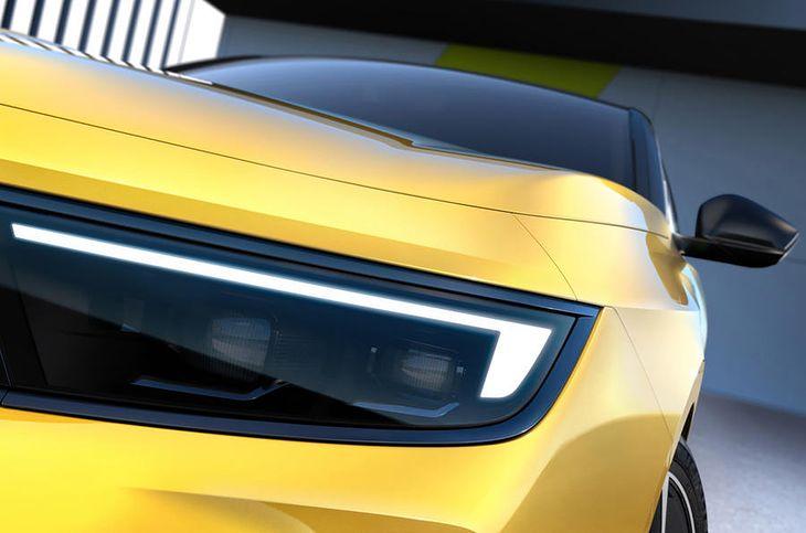 Astra stylistycznie będzie nawiązywać do nowej Mokki.