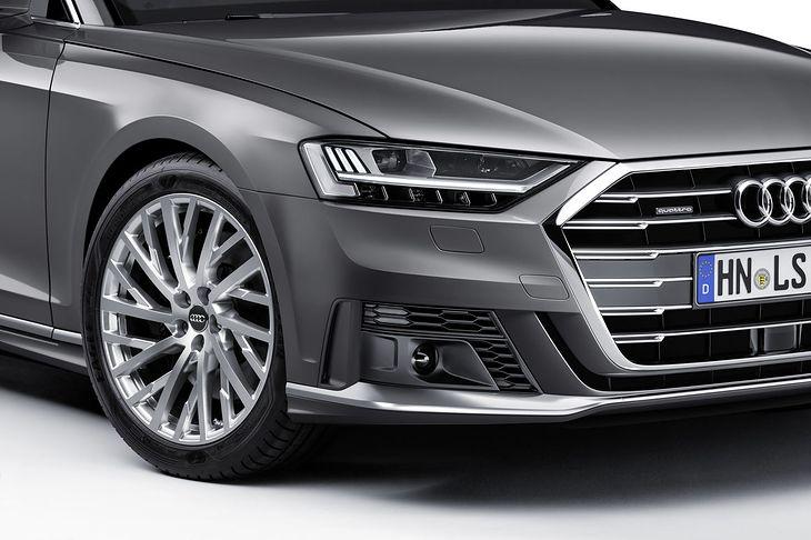 Oto nowe Audi A8. W przypadku designu mniejszego Audi A6 nie spodziewamy się rewolucji.