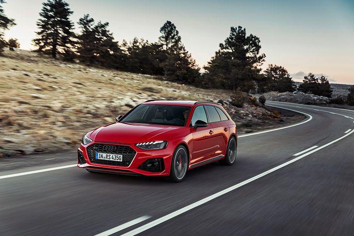 Audi RS 4 Avant (2020)