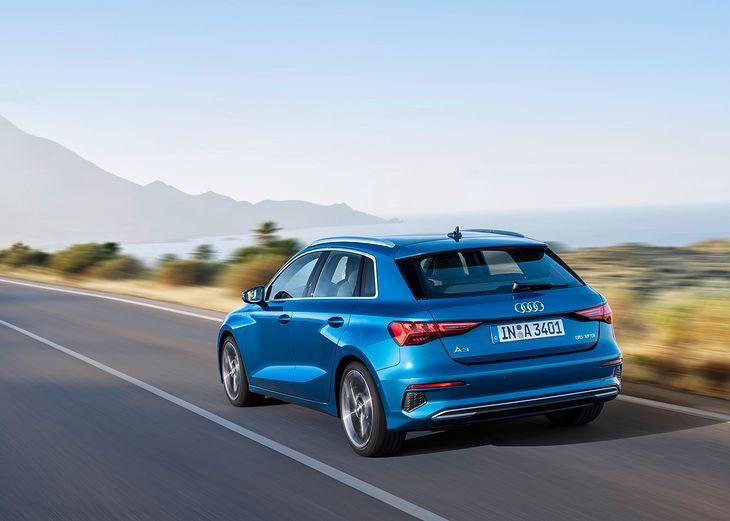 Audi A3 Sportback (2020) (fot. Audi)