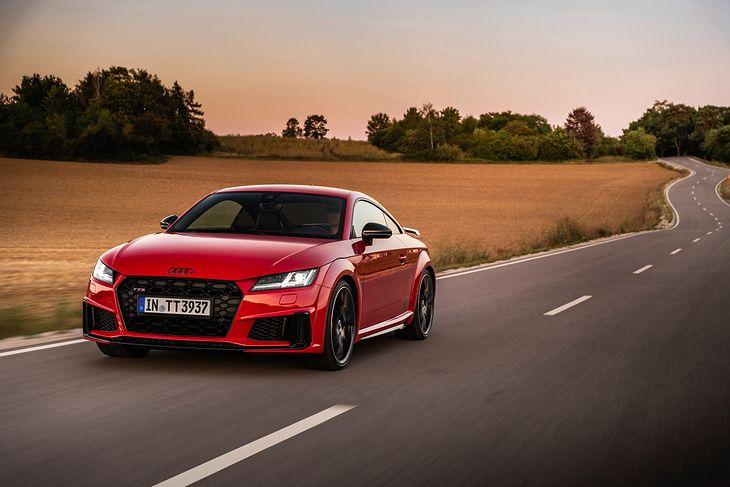 Audi TTS Coupe Competition plus