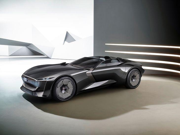 Audi Skysphere concept (2021)