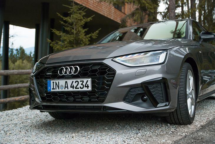 Audi A4 po lifitngu