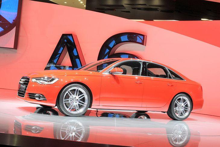Audi A6 w Detroit