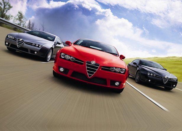 Alfa Romeo Brera / Spider
