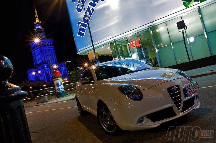 Alfa Romeo Mito Quadrifoglio Verde (fot. Marcin Pogorzelski)