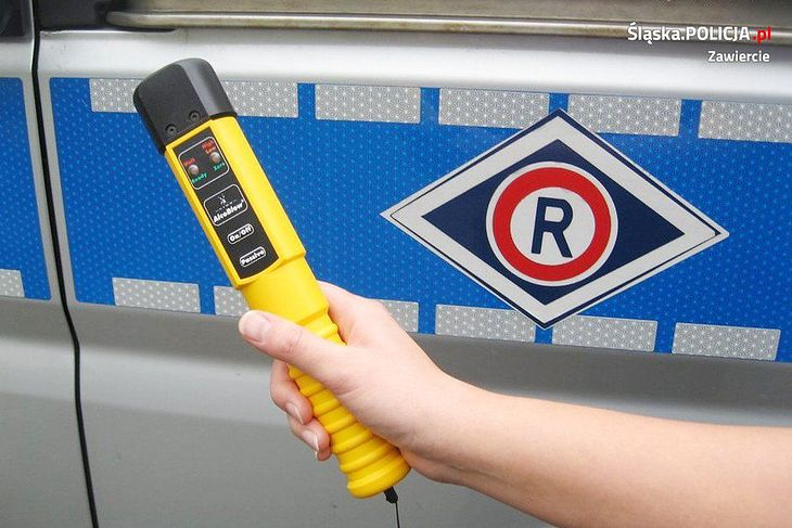 Zatrzymany kierowca miał 2,3 promila alkoholu w wydychanym powietrzu