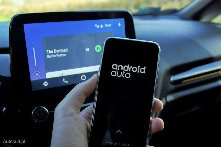 By Android Auto działał w Polsce wystarczy zainstalować jeden plik