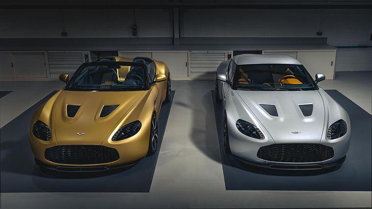 Coupe i Speedster - każdy na inną pogodę.