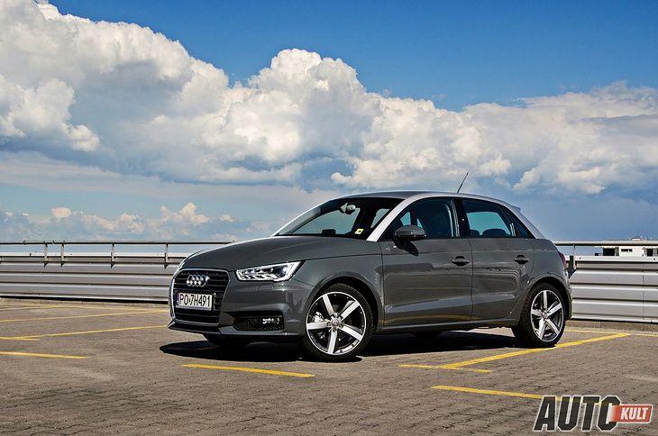 Audi A1 to maluch premium, który kosztował krocie i wciąż utrzymuje wysokie ceny.