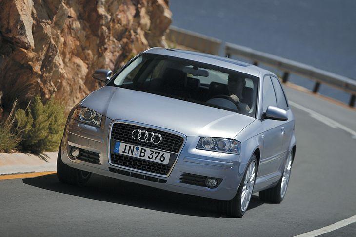 Nowe, lepsze, szybsze i lepiej jeżdżące Audi A3 (8P) zbudowane na sukcesie poprzednika.