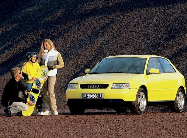 Audi A3 I