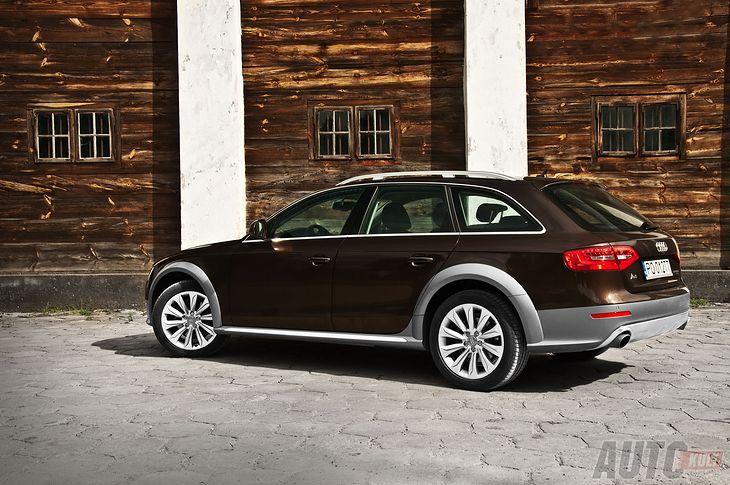 Audi A4 Allroad Quattro 20 Tfsi S Tronic Pośrodku Potrzeb Test