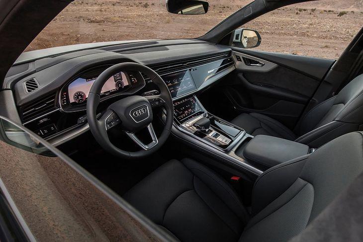 Cena Nowego Audi Q8 2018 Autokult Pl