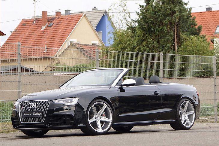 Audi RS5 Cabriolet według Senner Tuning