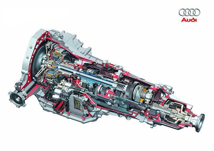 Audi S-Tronic