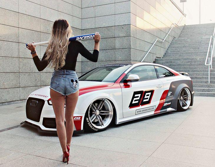 Firma SR66 Design przygotowała pakiet stylistyczny dla Audi A5/S5