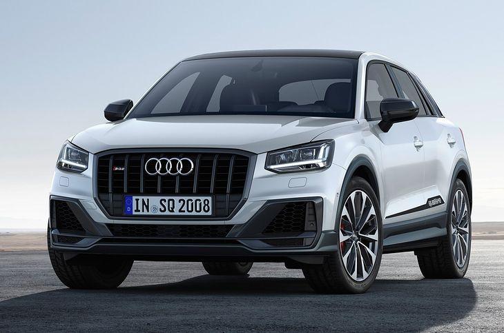Audi Sq 2 2019 Informacje Dane Techniczne Opinia Autokultpl