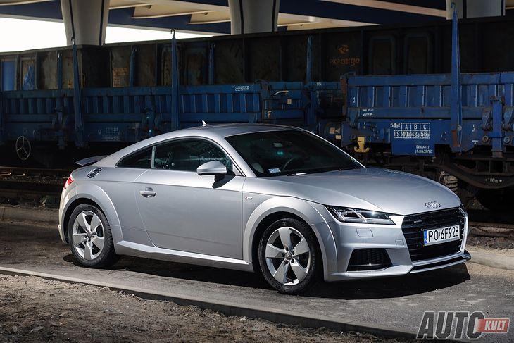 Audi TT Coupé 2,0 TFSI quattro S tronic - test | Autokult.pl