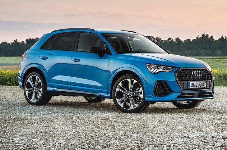 Audi Q3 dołącza do coraz liczniejszego grona hybryd plug-in.