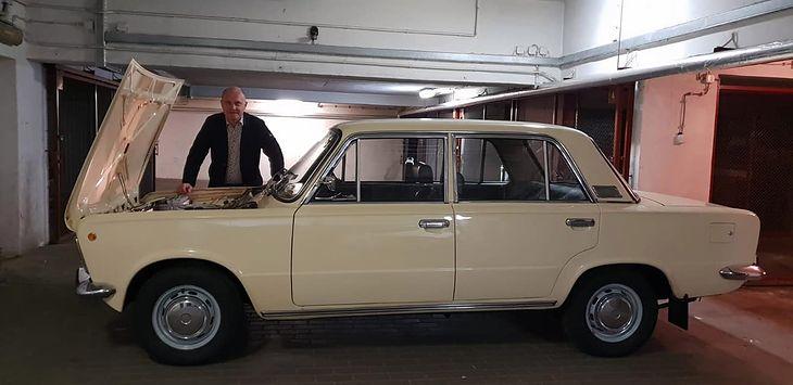 Prezydent Szczecina przewiezie pasażerów swoim Fiatem 125p podczas festynu charytatywnego.