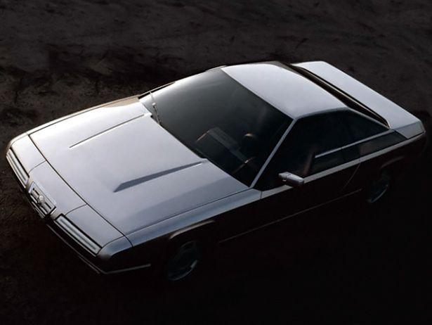 1983 Alfa Romeo Delfino